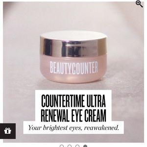 NWT countertime ultra renewal eye cream